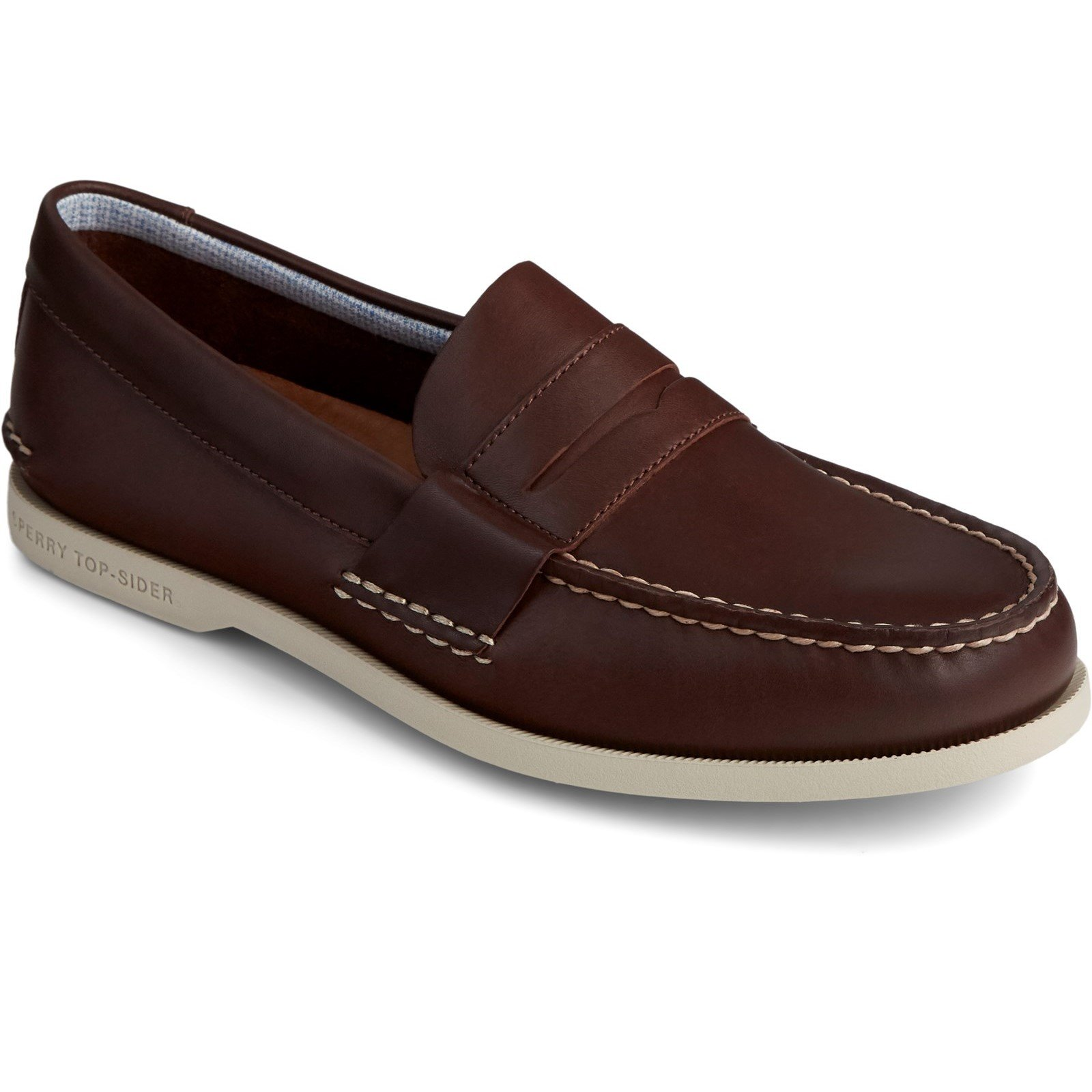 Sperry Men's Authentic Original Penny Loafer Various Colours 31733 - Brown 12