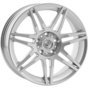 Aluett 28 Silver 7.5x16 5/112 ET35 B70.4