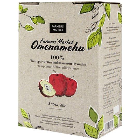 Farmer's Market Omenamehu - 22% alennus