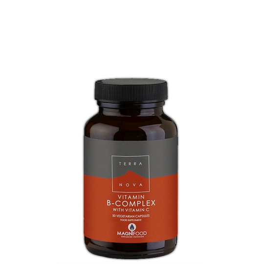 Vegan B-Complex + Vitamin C, 100 kaps