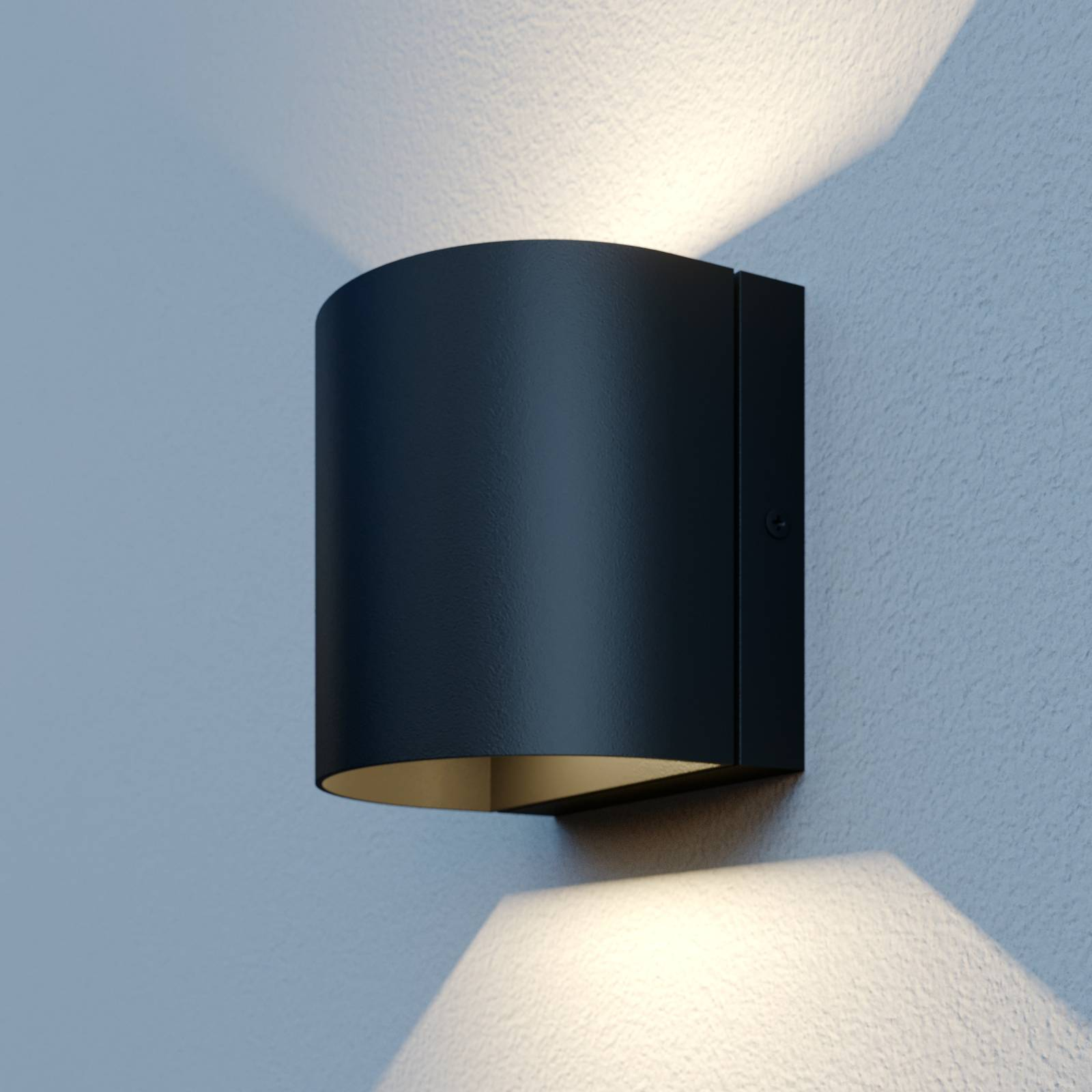 Lindby Gladis -LED-ulkoseinävalaisin