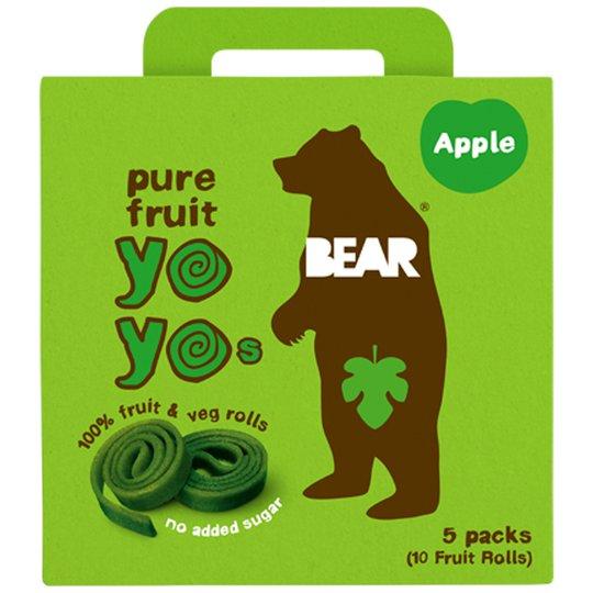 Torkad Frukt Äpple 5-pack - 41% rabatt