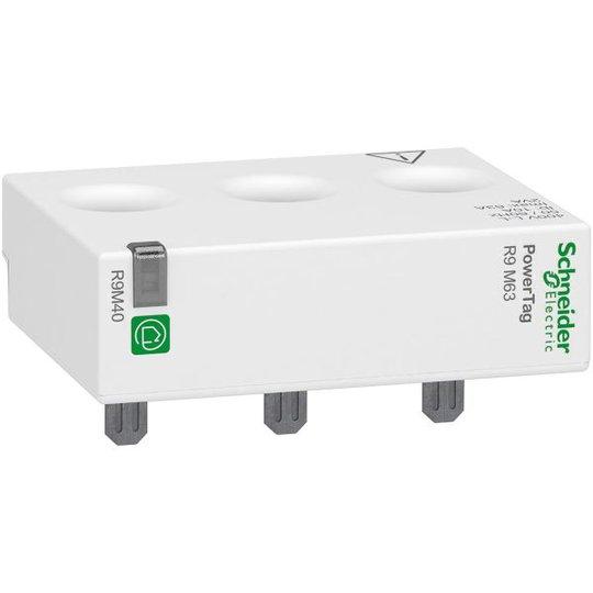 Schneider Electric R9M40 Energiamittari pienoisvirtakatkaisijalle kolmijohdin, 3-moduulinen