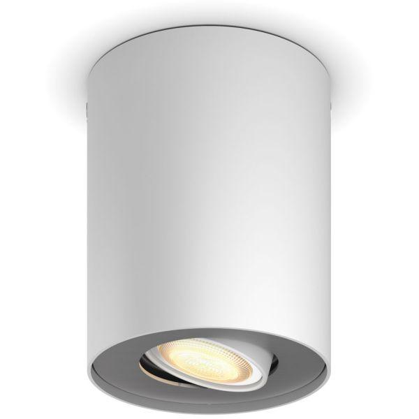 Philips Hue Pillar Spotlight 5 W LED, GU10 Hvit