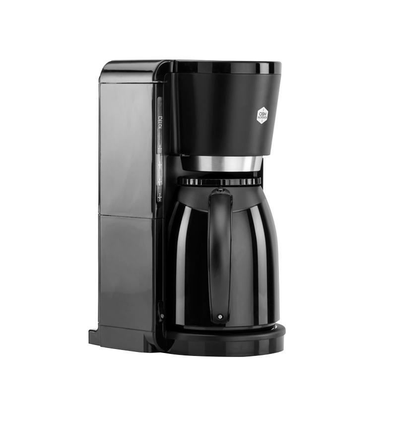 OBH Nordica - Adagio Coffee Maker - Black (OP3808S0)