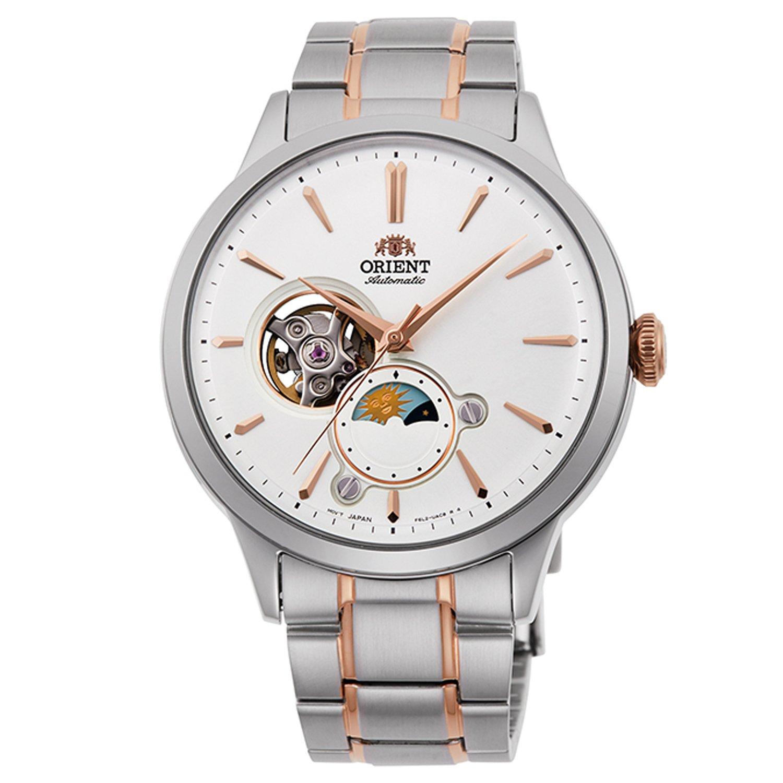 Orient Men's Watch Silver RA-AS0101S10B