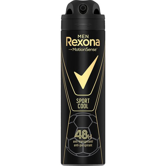 Men Deo Spray Sport Cool, 150 ml Rexona Roll-on-deodorantit