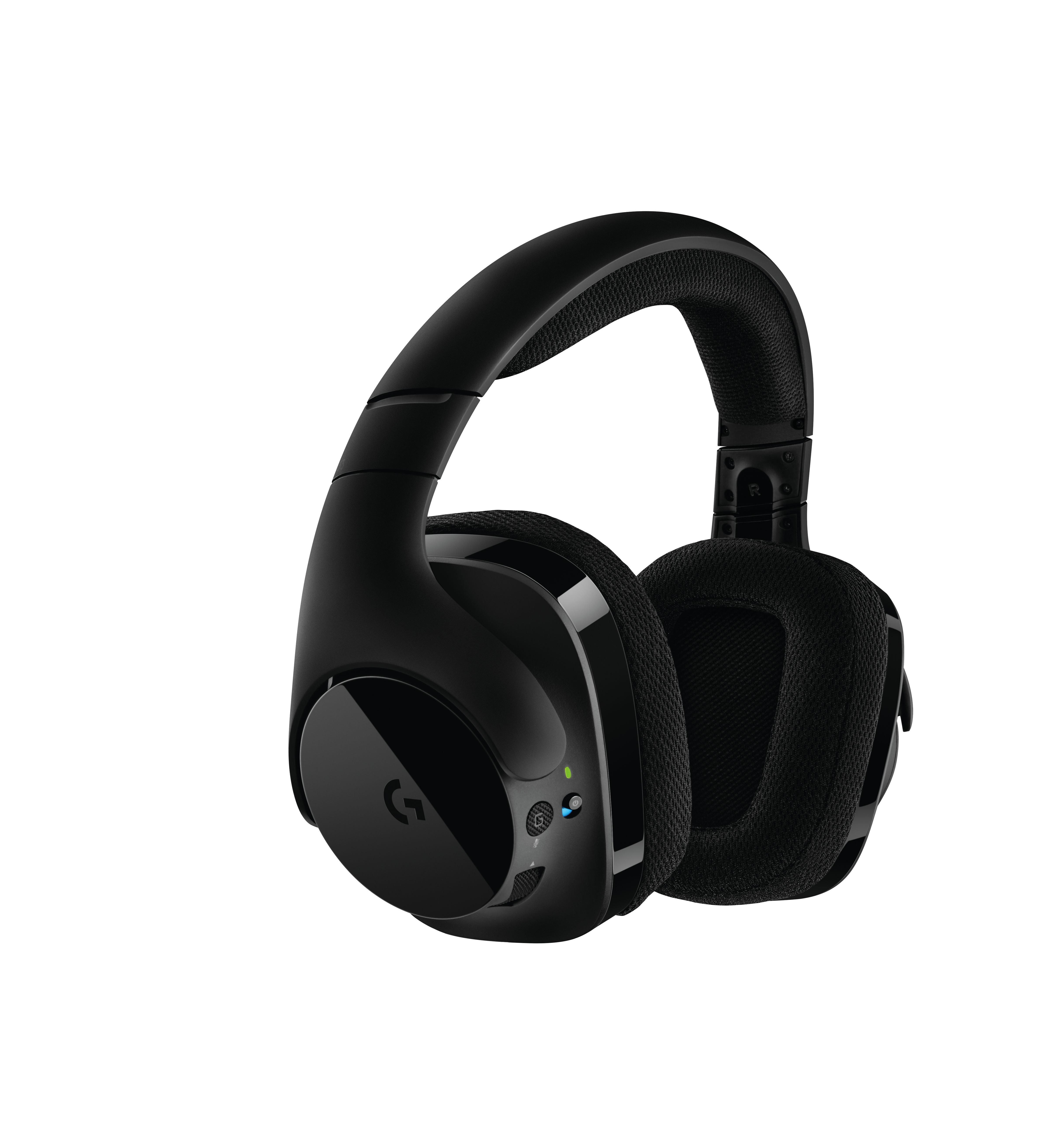 Logitech - G533 Wireless Gaming Headset