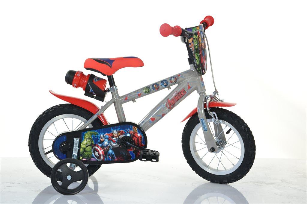 Dino Bikes - Children Bike 12'' - Avengers (412UK-AV2)