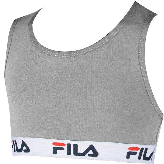 FILA Junior Topp, Grey 10-12 År