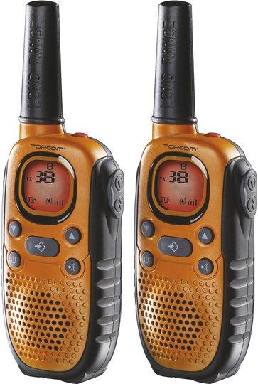 Topcom Walkie Talkie Twintalker 9100 Long Range