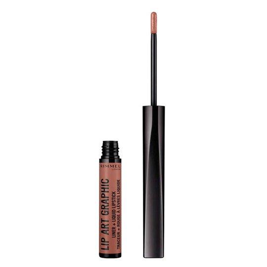 Nestemäinen huulipuna Lip art graphic 720 - 44% alennus