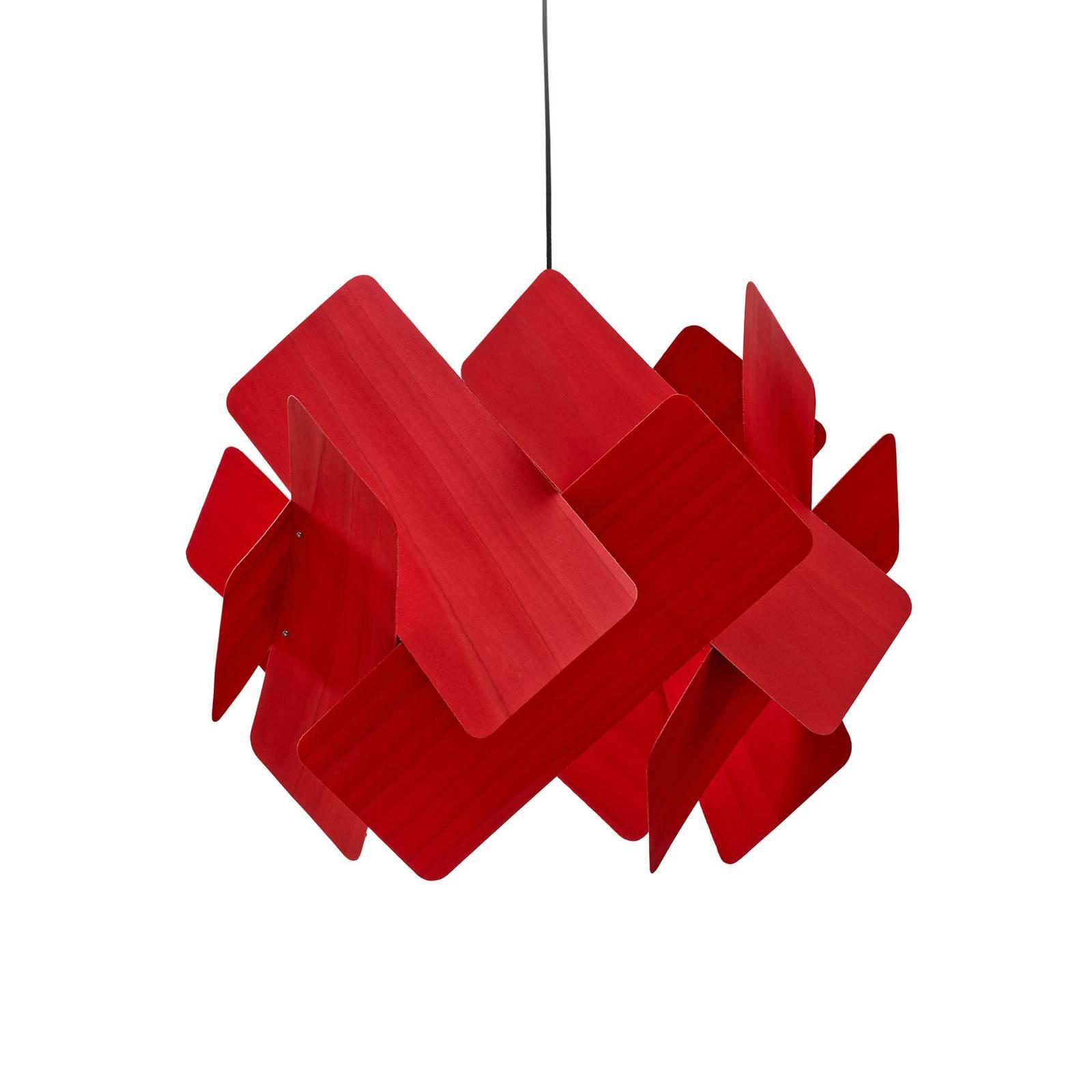 LZF Escape -riippuvalo, Ø 30 cm, punainen
