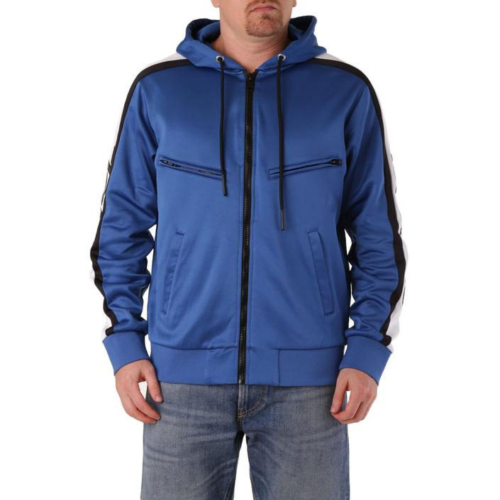 Diesel Men's Sweatshirt Blue 293893 - blue L