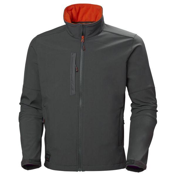 Helly Hansen Workwear Kensington Softshelljacka grå S