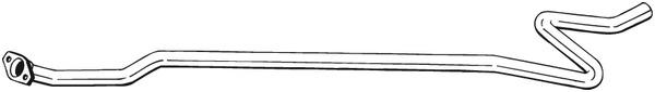 Pakoputki BOSAL 950-011