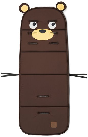 Nordbjørn Sittepute Brown Bear