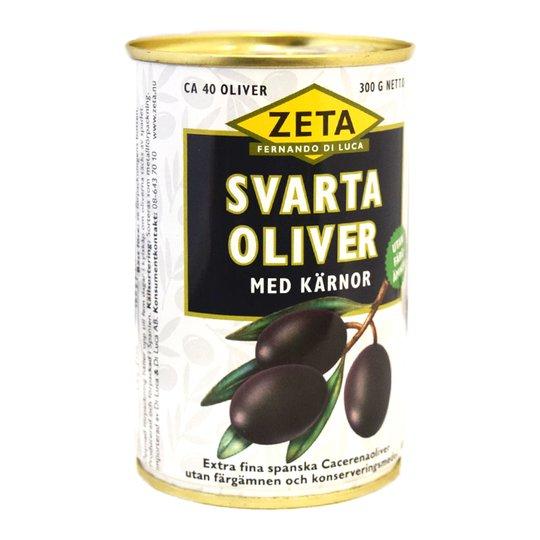 Svarta Oliver 300g - 60% rabatt