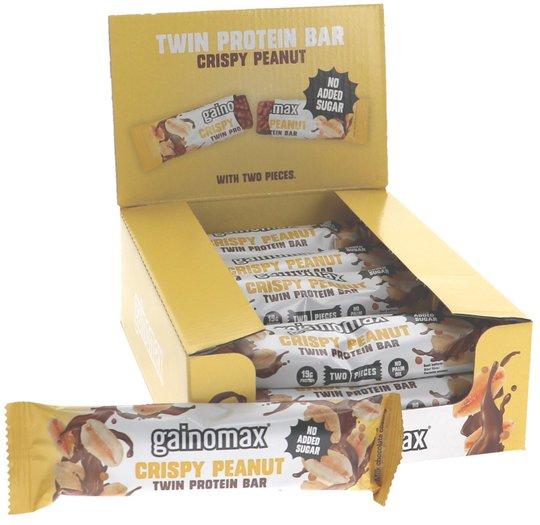 Proteiinipatukat Crispy Peanut - 33% alennus