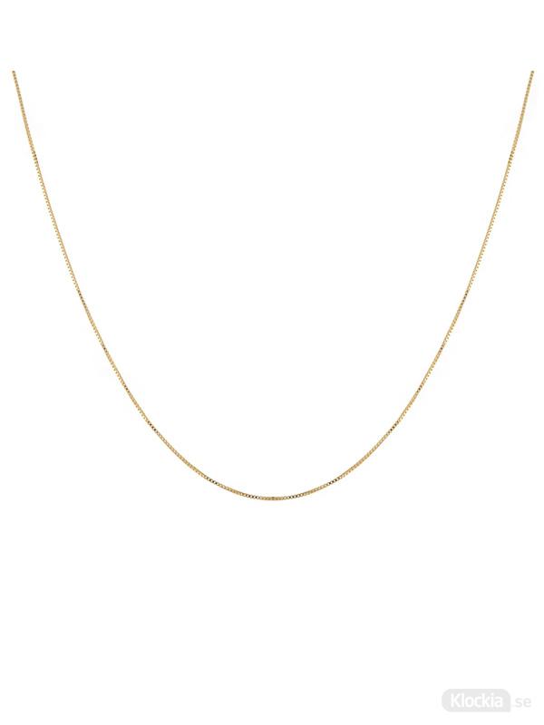 Syster P Beloved Long Box Chain Gold NG1265