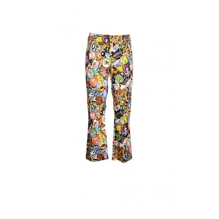 Moschino Couture - Moschino Couture Women Trousers - multicolor 40