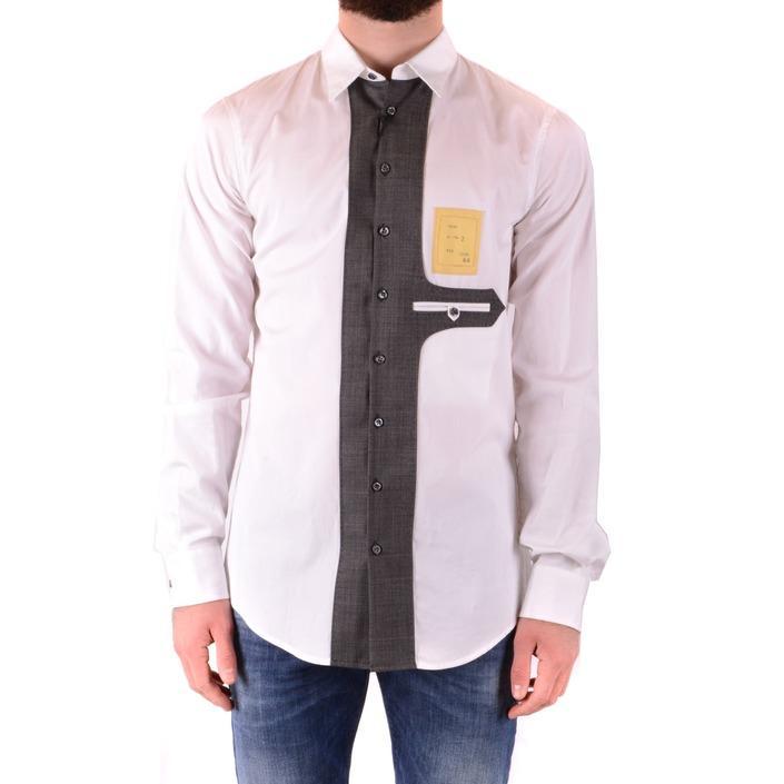 Dsquared Men's Shirt White 165374 - white 50