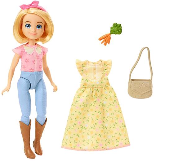 Spirit - Untamed Lucky Doll and Fashion - Abigail (GXF19)