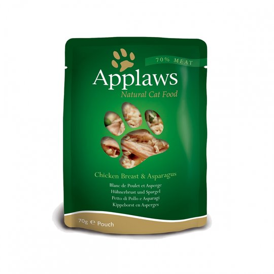 Applaws Cat Chicken & Asparagus