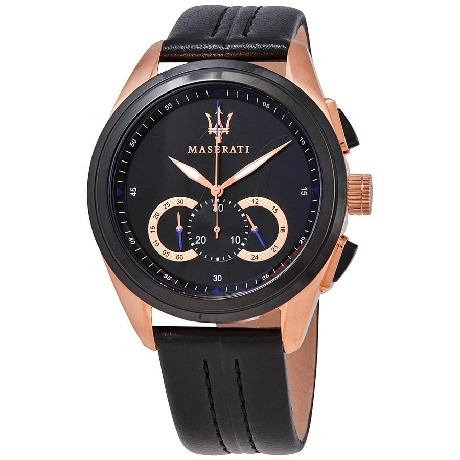 Maserati Men's Potenza Watch Black R8871612025