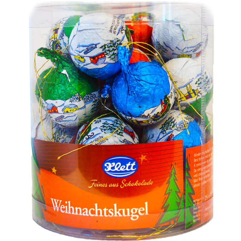 Julkulor Choklad - 44% rabatt