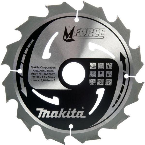 Makita B-07967 Sagklinge 12T