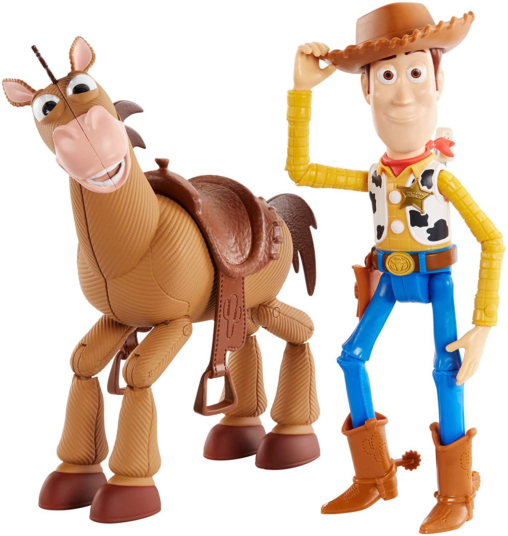 Toy Story 4 - 7 inch Woody & Bullseye (GDB91)