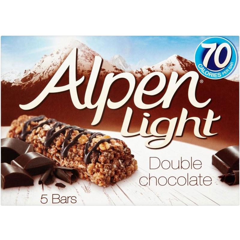 """Bars """"Double Chocolate"""" 95g - 34% rabatt"""