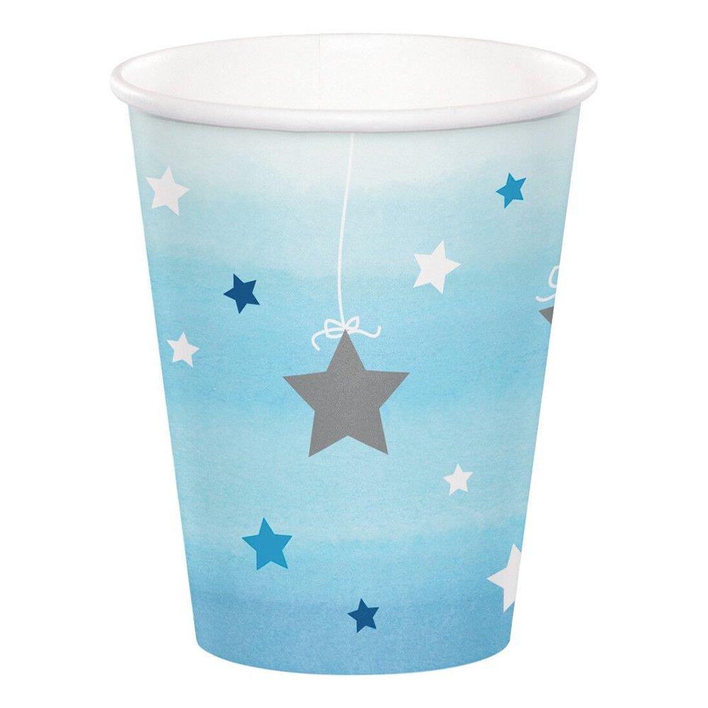 Pappersmuggar Little Star Pojke - 8-pack