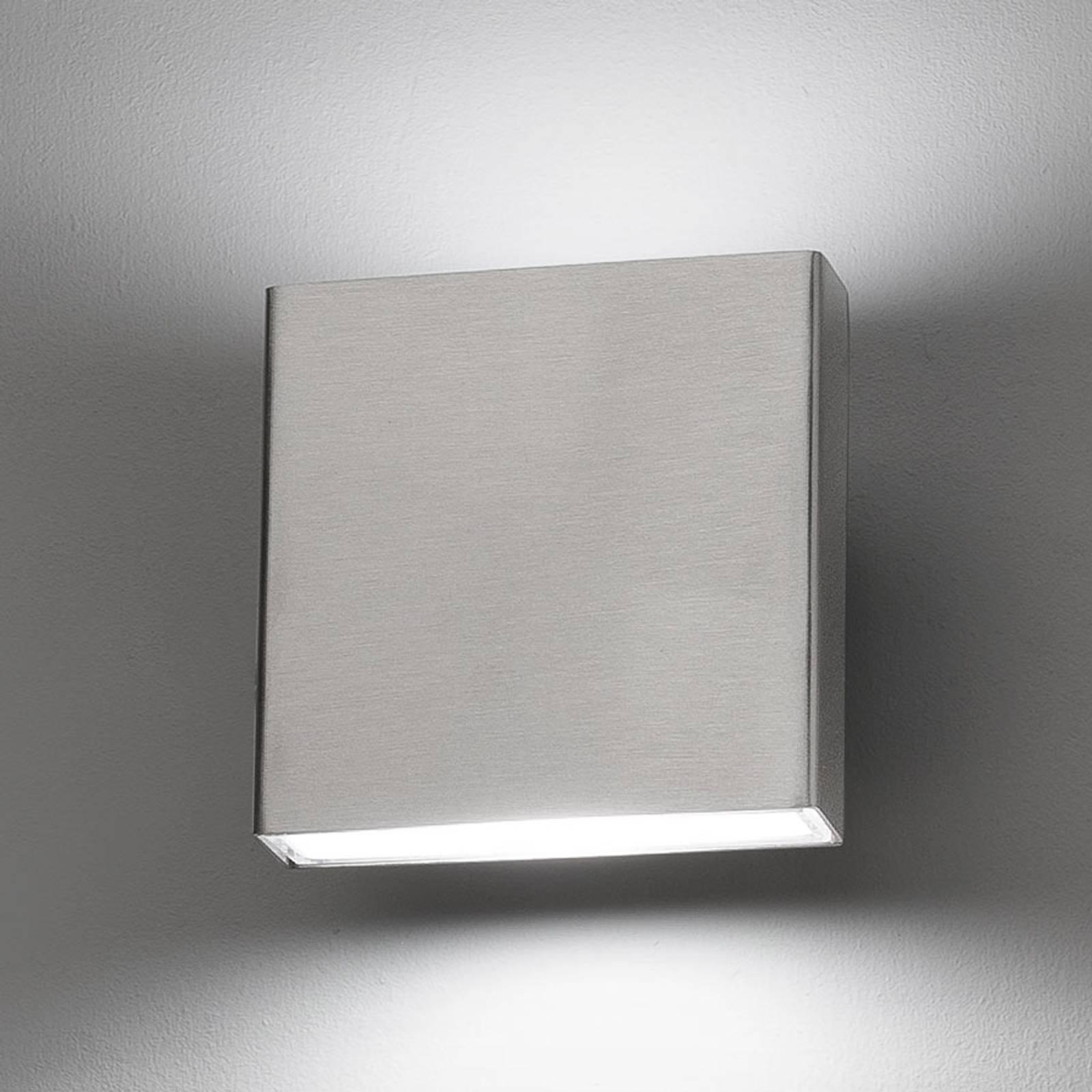 Saltvannsresistent utendørs LED-vegglampe Kaula