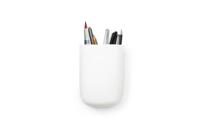 Normann Copenhagen - Pocket Organizer 3 - White (382013)
