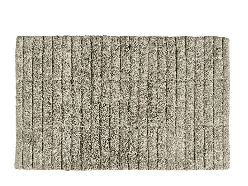 Zone - Tiles Bath Mat -Eucalyptus Green (13540)