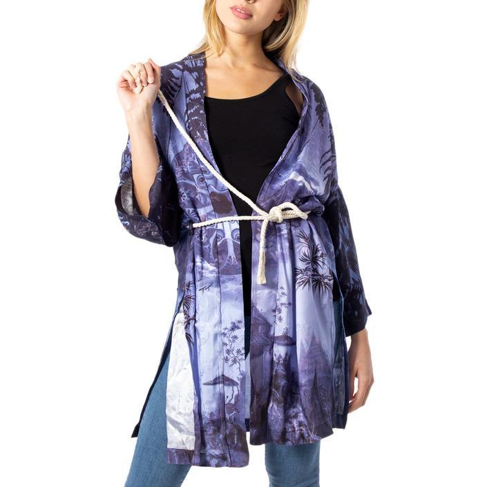 Desigual Women's Cardigan Liliac 170095 - liliac M