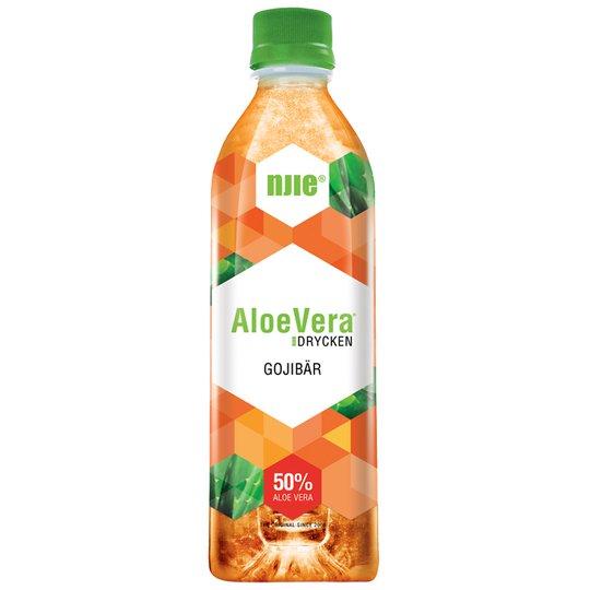 Dryck Aloe Vera Gojibär 500ml - 45% rabatt