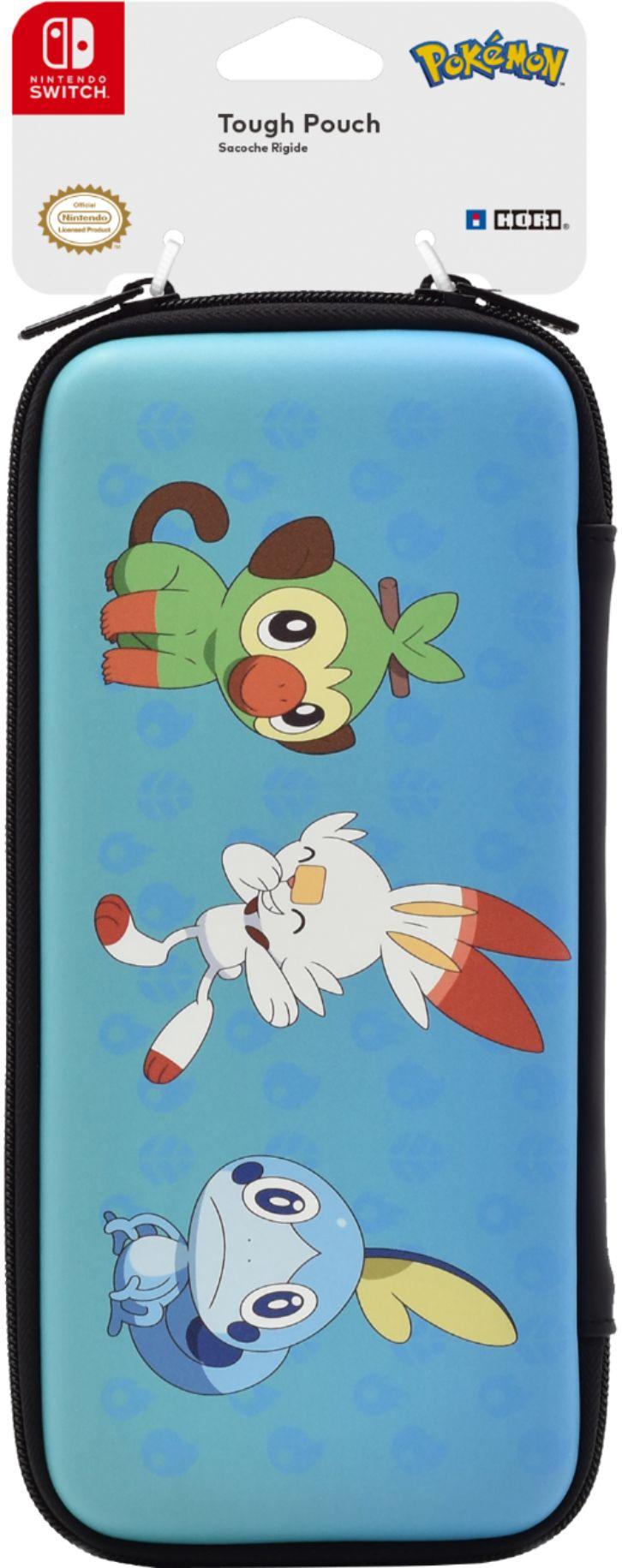 Nintendo Switch Pokemon Sword & Shield Hard Pouch