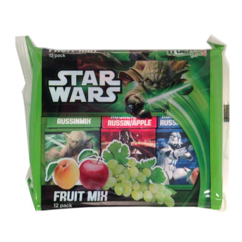 Fruktmix 12-pack Starwars - 75% rabatt