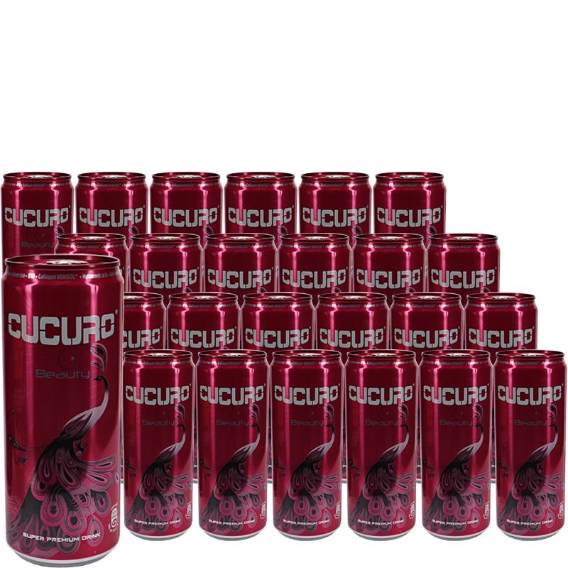 24-pack Cucuro Beauty - 68% rabatt