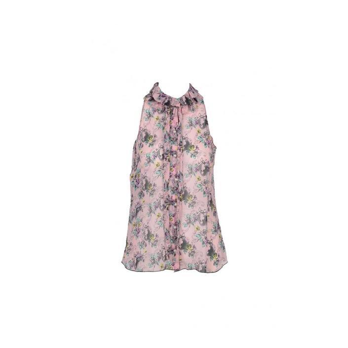 Boutique Moschino Women's Shirt Pink 171715 - pink 38