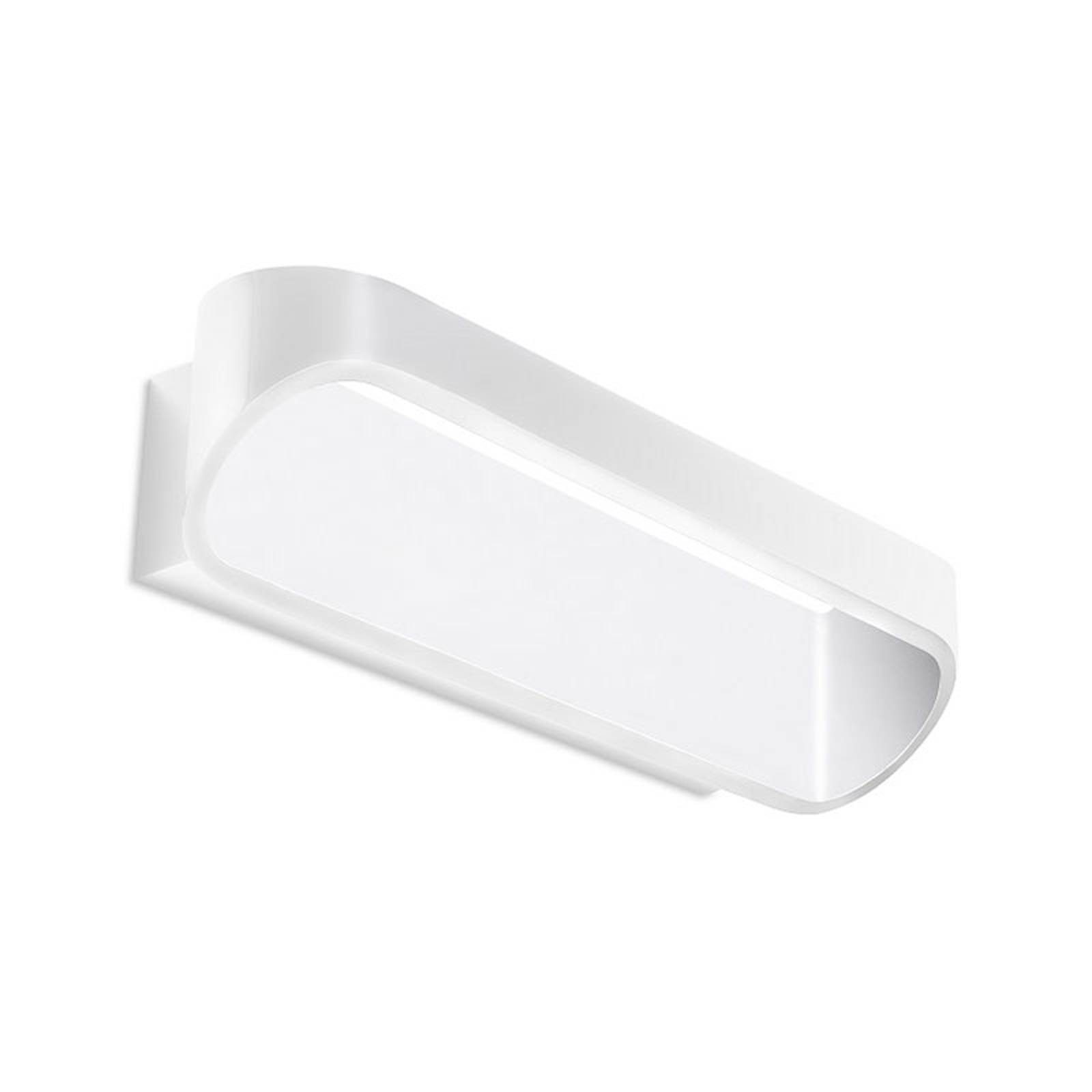 LEDS-C4 Oval -LED-seinävalaisin valkoinen