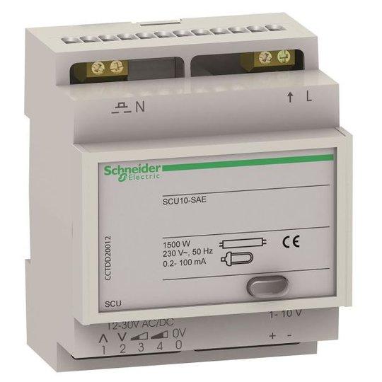 Schneider Electric CCTDD20012 Himmennin 1-10 V, 50 Hz, IP20