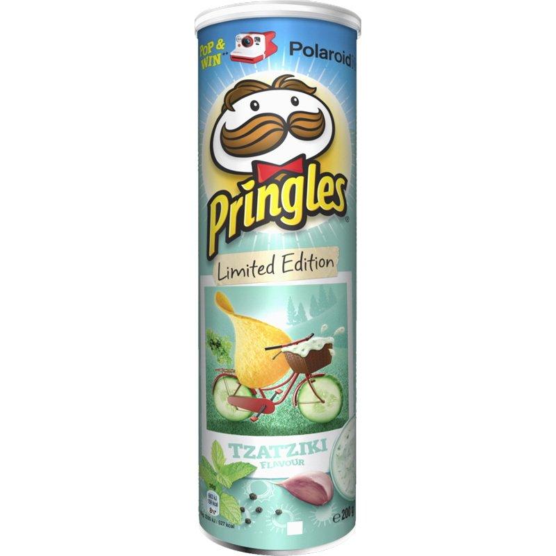 Pringles Tzatziki - 25% rabatt