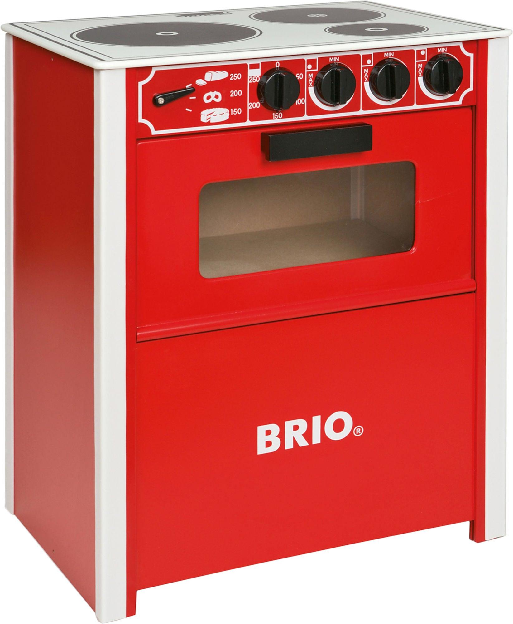 BRIO 31355 Spis Röd