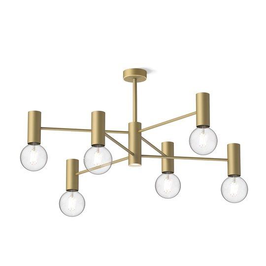 Modo Luce Chandelier taklampe 13 lys 107cm gull