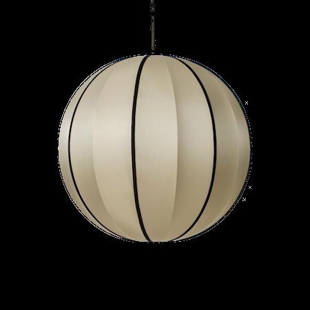 Indochina Lampeskjerm Rund Bambus XL