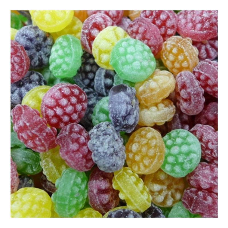 Frukt & Bärblandning - 2 kg